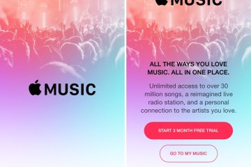 Apple-Music-start-screen