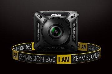 Nikon Key Mission 360-3