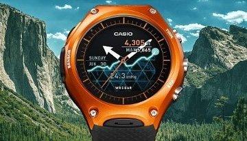 WSD-F10 Smart Outdoor Watch