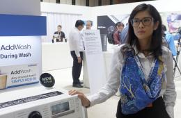 samsung forum 2016 dian sastro addwash washing machine