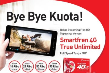 smartfren true unlimited paket data