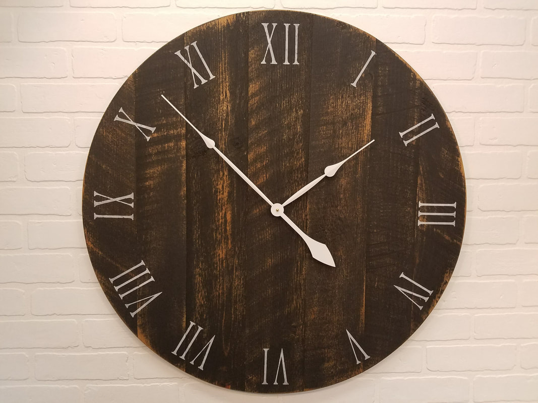Cheap Wall Clocks Online Large Wall Clocks Wholesale Yankee Woodworks Rustic
