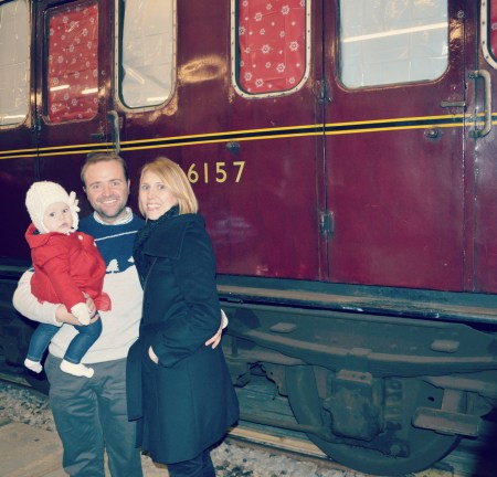 Santa Special Haworth