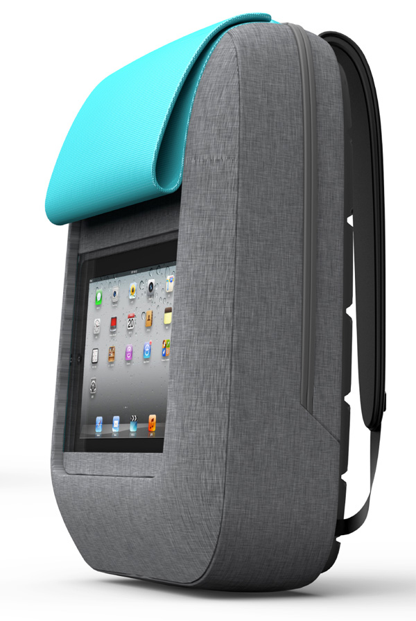 Smart Relay Imessaging With Ibackpack | Yanko Design