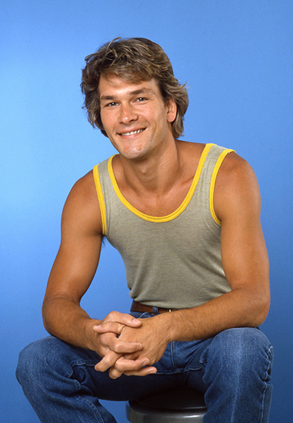 LOS ANGELES - JULY 27: Actor and dancer Patrick Swayze poses for a portrait on July 27, 1982 in Los Angeles, California. (Photo by Michael Ochs Archive/Getty Images)