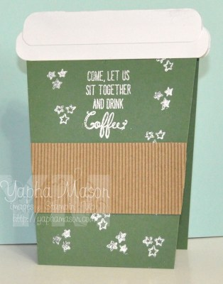 Coffee Cup by Yapha
