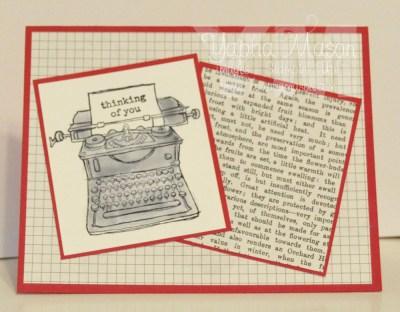 Typewriter by Yapha