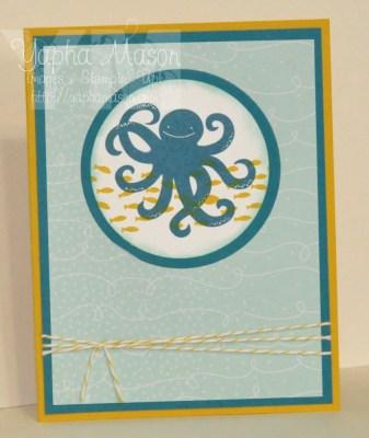 Sea Street Octopus by Yapha