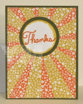 Thanks Fall Flowers by Yapha