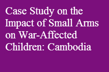 War Affected Children