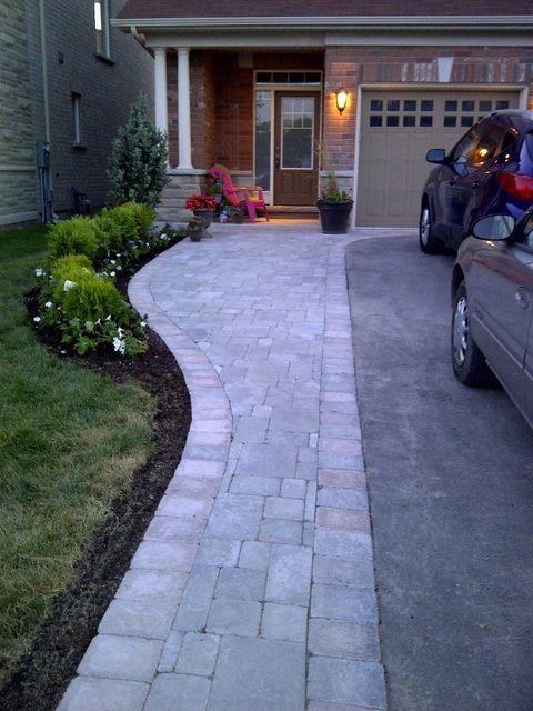 Pathway Lighting Design Ideas 15 Front Yard Walkway Ideas - Page 9 Of 15 - Yard Surfer