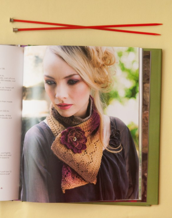 Knits from an English Rose