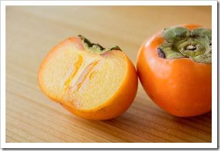 柿のカロリー・栄養・効能|「冷える」「ダイエットに不向き」は嘘!?