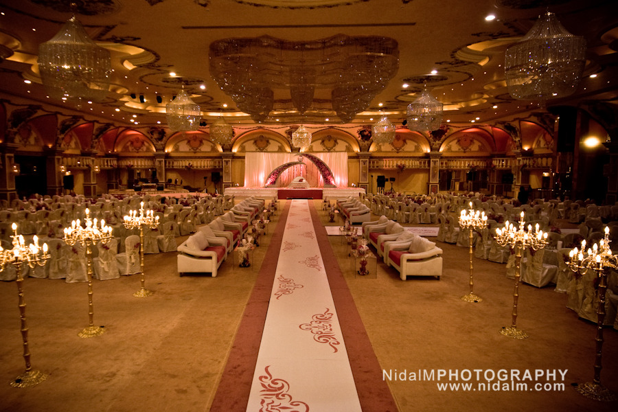 A Saudi Arabian wedding (1/6)