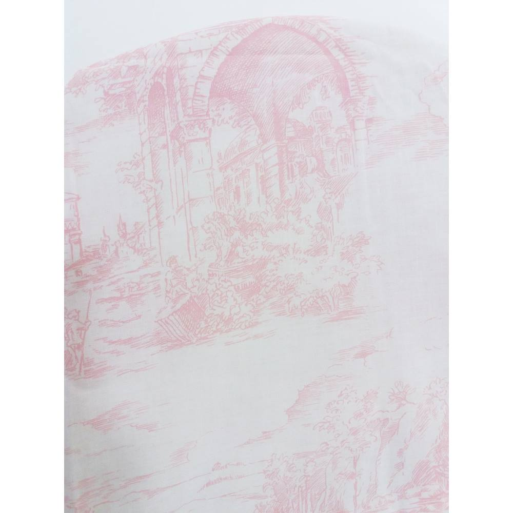 Toile Ikea Ikea Emmie Land Pink White Toile King Duvet Cover With 4 Pillowcases Oxfam Gb Oxfam S Online Shop