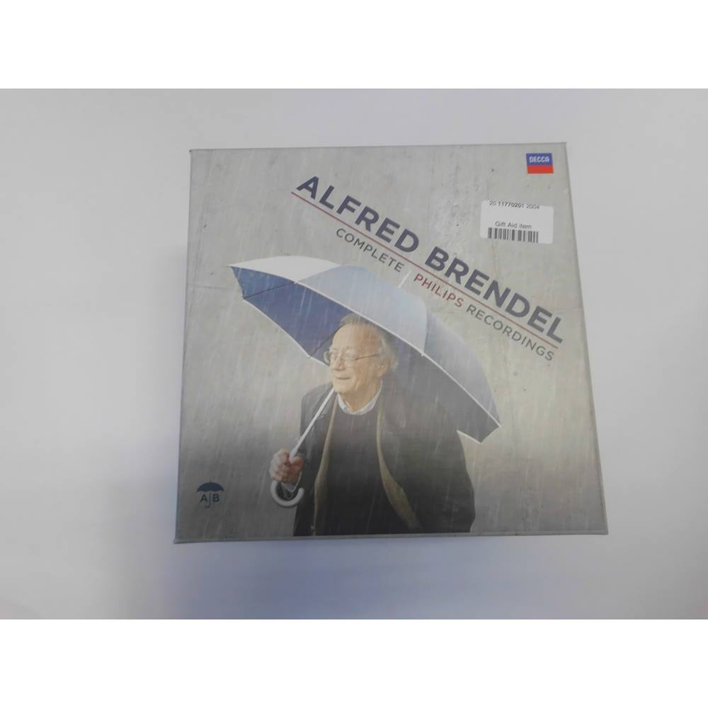 Philipps Online Shop Alfred Brendel Complete Philips Recordings Oxfam Gb Oxfam S Online Shop