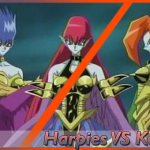 Harpies vs Kozmo