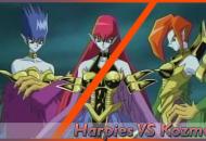 Harpies vs Kozmo
