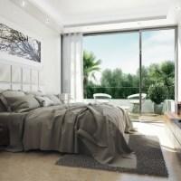 Front line Golf Modern contemporary villa for sale in La Cala de Mijas