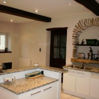 Lovely property in famous Burgundy wine area