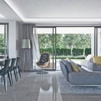 New modern contemporary villas for sale in El Paraiso, New Golden Mile, Estepona