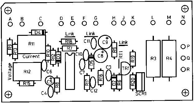 short circuit protection untuk power supplyshort circuit protection
