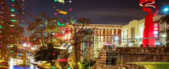Our San Antonio Holiday Events
