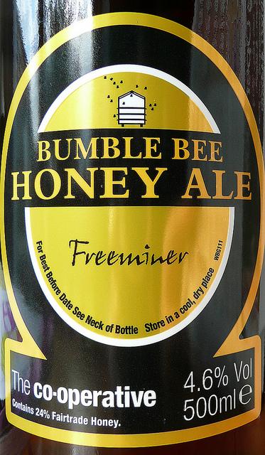 Co-op: Bumble Bee Honey Ale | yeastismybitch