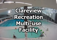 Clareview Rec Centre & Library Tour