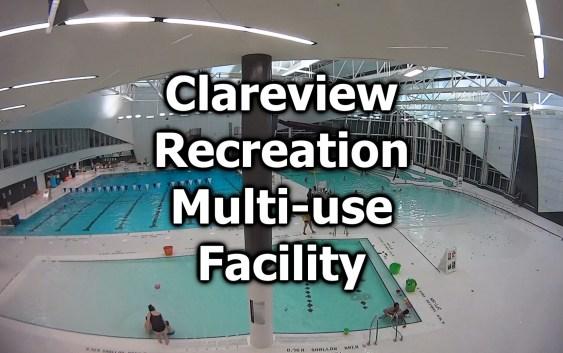 Clareview Rec Centre & Library Tour