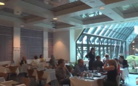 Holt Renfrew Has A Restaurant
