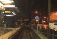 Riding Metro LRT's First Train Ever