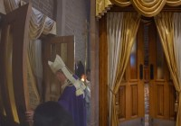 Holy Doors Open at St Joseph's Basilica