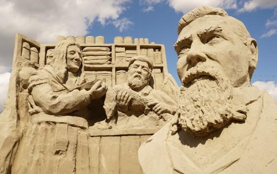 Sand & Art Converge This Weekend