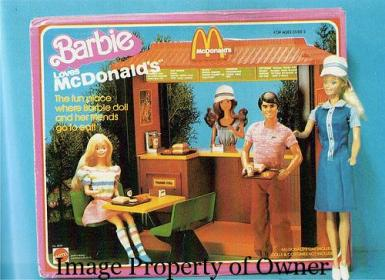McDonald's Barbie