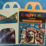 3D Happy Meal box
