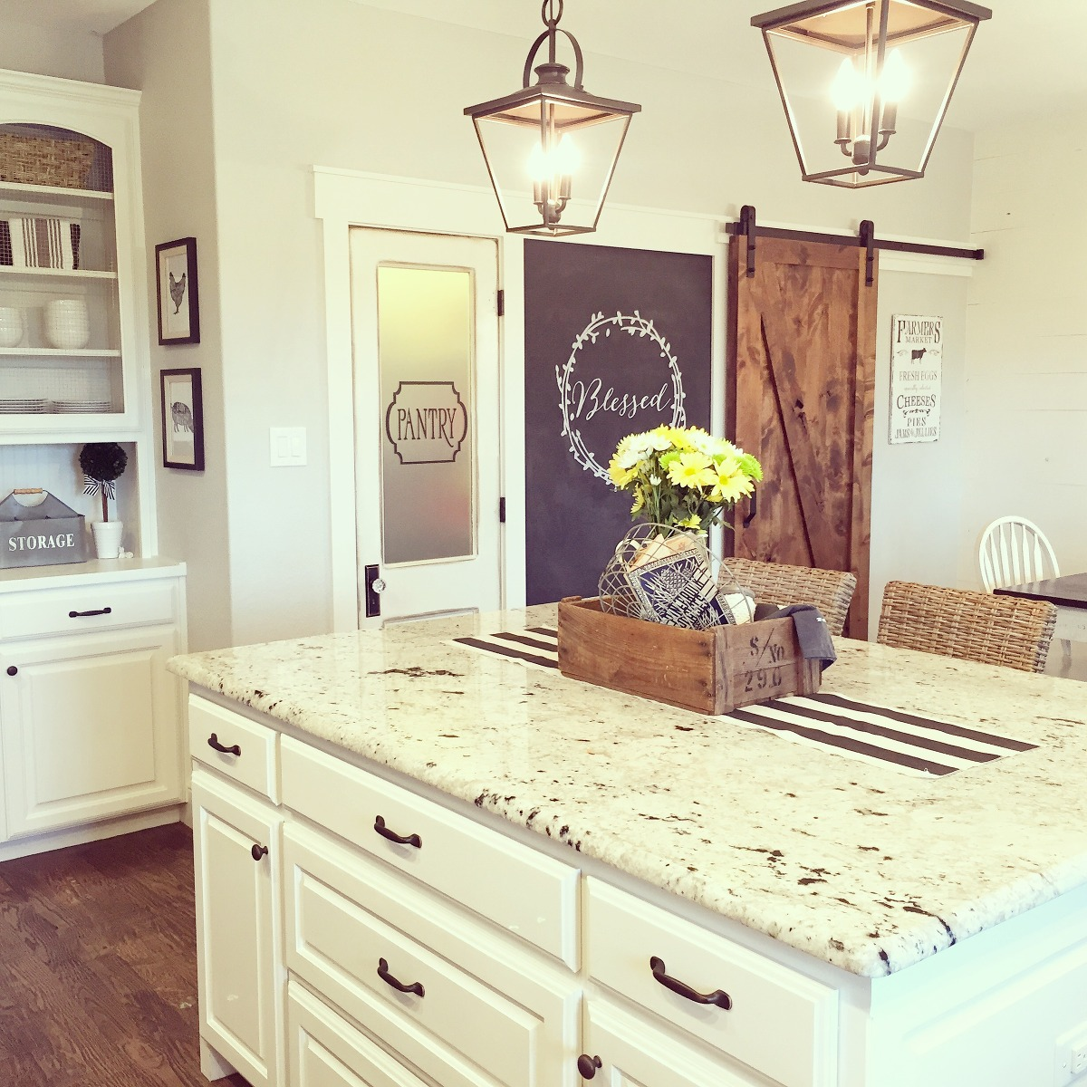 My Yellow Farmhouse Blog Media And Collaborations Yellow Prairie Interiors