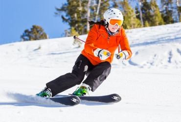 There are over 2,200 skiable acres at Yellowstone Club.