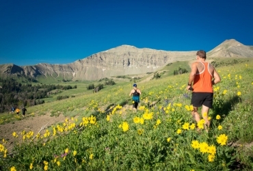 Over thirty miles of trail offer members stunning vistas and hidden meadows.