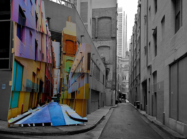 Deconstructing Ways by Isidro Blasco | Art & About Sydney.
