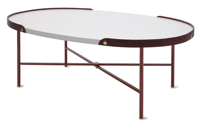 Rink Table by Eva Schildt for Klong | Yellowtrace.