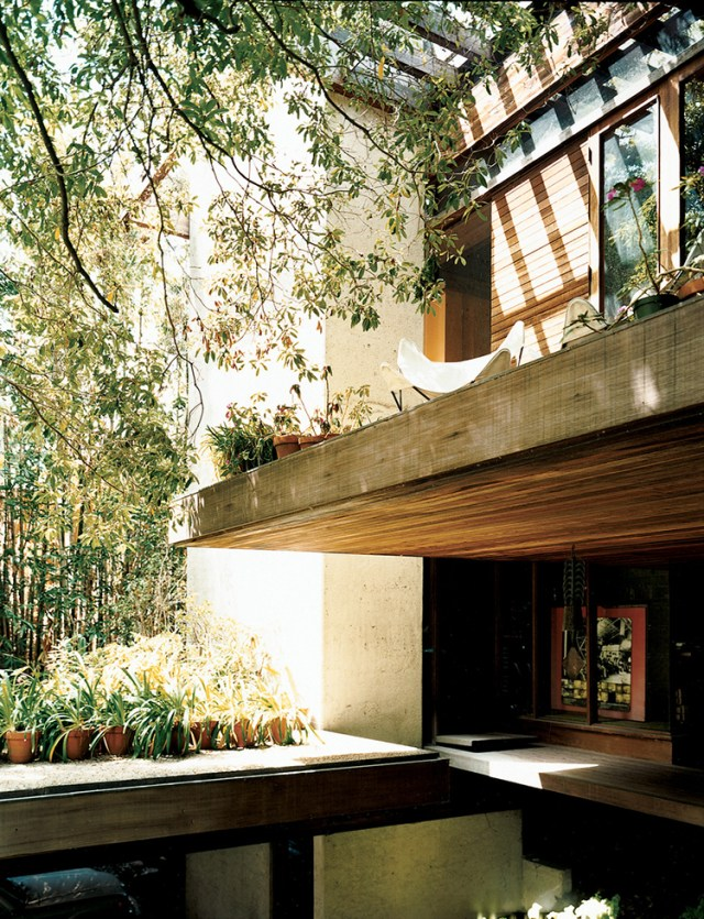 Ray Kappe House in Los Angeles | Yellowtrace.