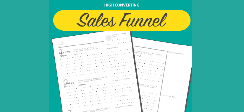 Sales Funnel Template that Works Free Download PDF + Excel - Yeloni