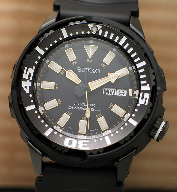 Seiko 4R36 Diver (Regular Edition) - SRP231K (1/6)