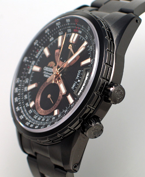 Orient Dual Time - DH01001B (3/6)