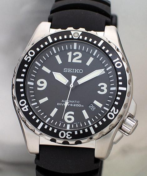 Seiko 4R15 Diver - SRP043K2 (1/6)
