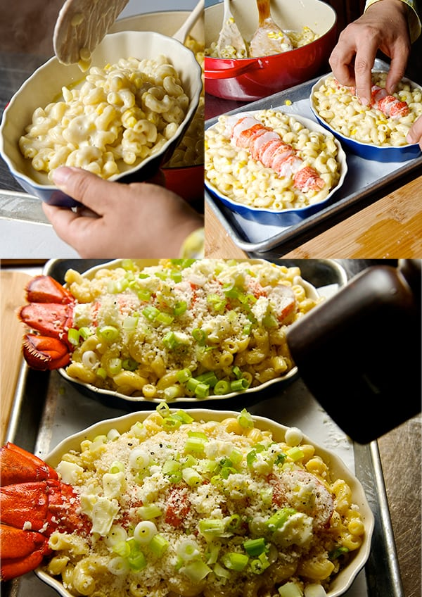 Lobster Mac And Cheese With Brie | Lobster House
