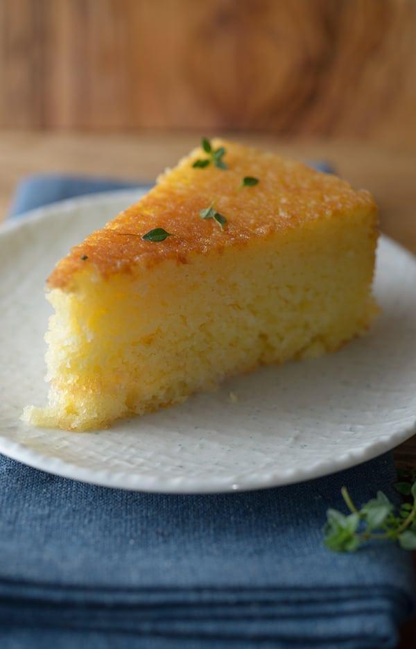 Ricotta-Cake-with-honey-lemon-thyme-glaze~Yes more please!