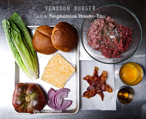 Venison-Burger_ingredients