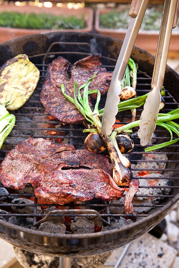 how to make carne asada on the stove